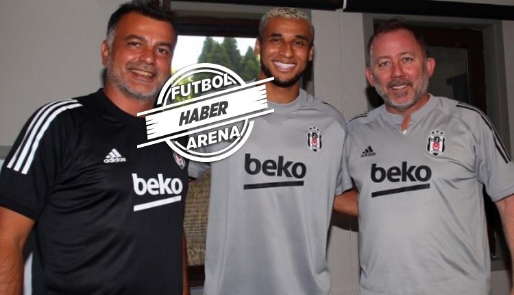 Welinton Beşiktaş'ta! 3 yıllık anlaşma açıklandı