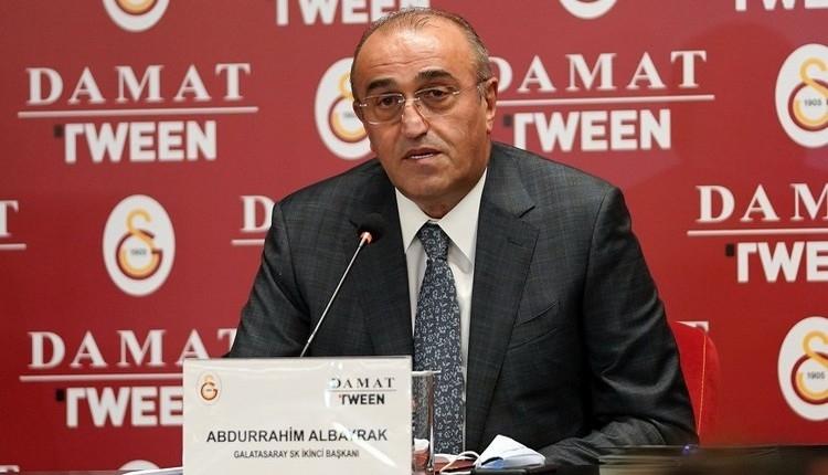 Abdurrahim Albayrak'dan transfer ve derbi sözleri