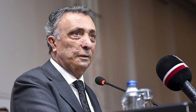 Ahmet Nur Çebi'den basına: 'İstesem 10 futbolcu alırım ama...'