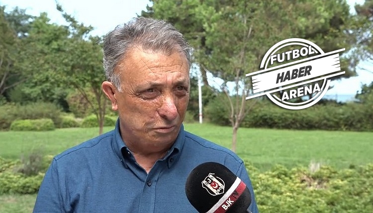 Ahmet Nur Çebi'den transfer açıklaması! 'Sabırlı olsunlar'