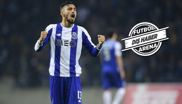 Alex Telles transferi çıkmaza girdi! Porto ve Manchester United