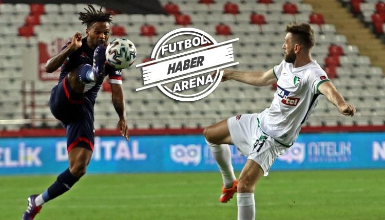 Antalyaspor 1-0 Denizlispor maç özeti ve golü izle