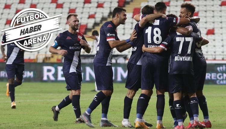 Antalyaspor 2-0 Gençlerbirliği maç özeti ve golleri (İZLE)