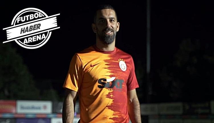 Arda Turan'ın Hatayspor maçında attığı golü (İZLE)