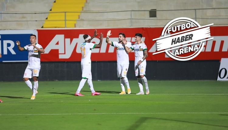 Aytemiz Alanyaspor 2-0 Kayserispor maç özeti ve golleri (İZLE)