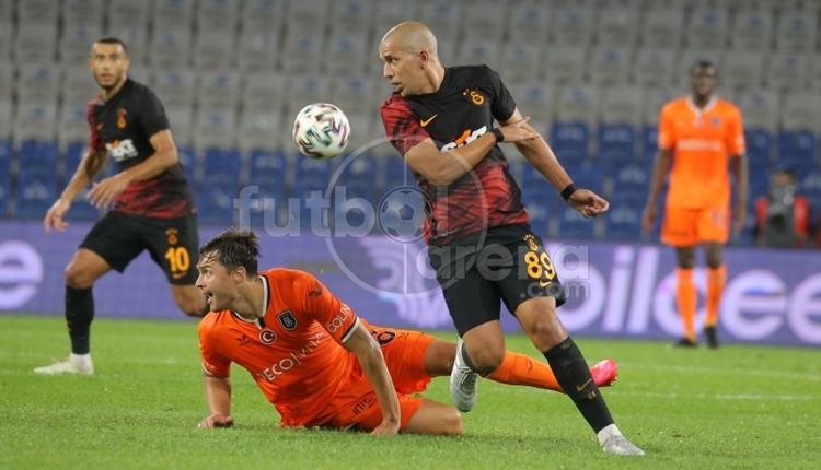 Başakşehir 0-2 Galatasaray maç özeti ve golleri (İZLE)