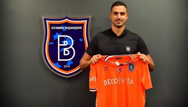 Başakşehir, Nacer Chadli transferini açıkladı