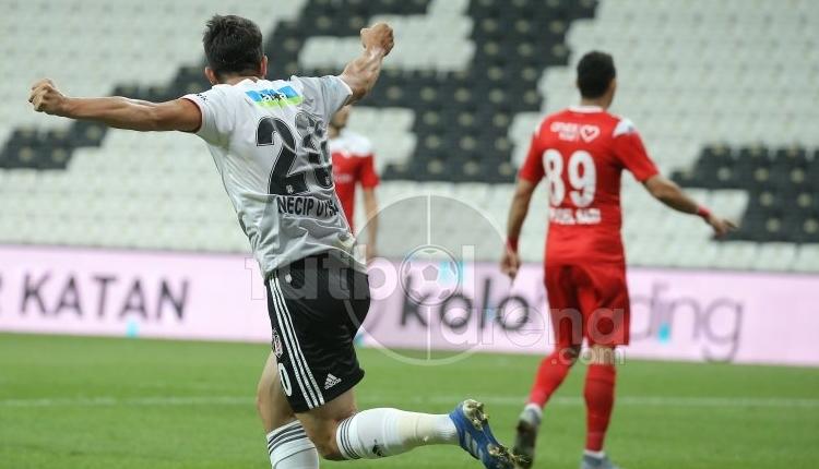 Beşiktaş 1-1 Antalyaspor maç özeti ve golleri (İZLE)