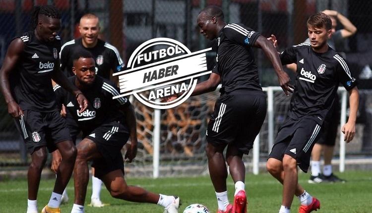 Beşiktaş'ta Konyaspor maçı kadrosu belli oldu