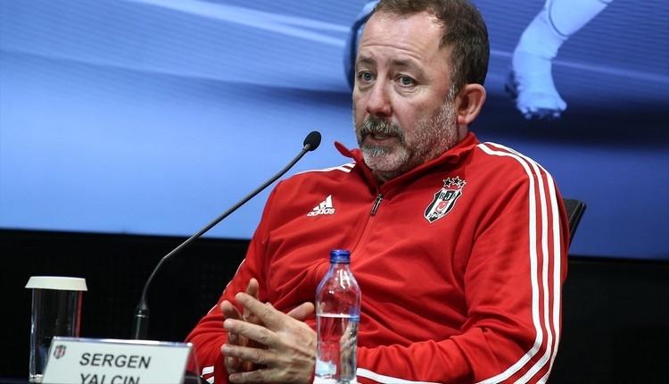 Beşiktaş'ta Sergen Yalçın'ın koronavirüs testi pozitif