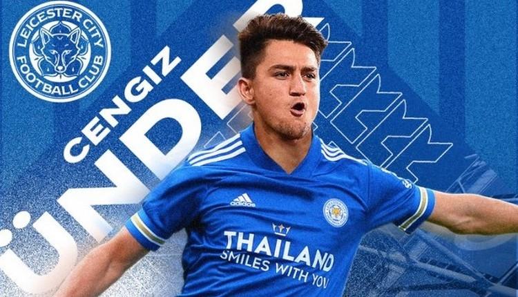 Cengiz Ünder, Leicester'da! Transfer açıklandı