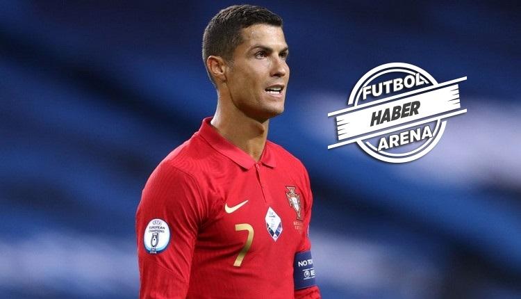 Cristiano Ronaldo durmuyor! Tarihe adını yazdırdı