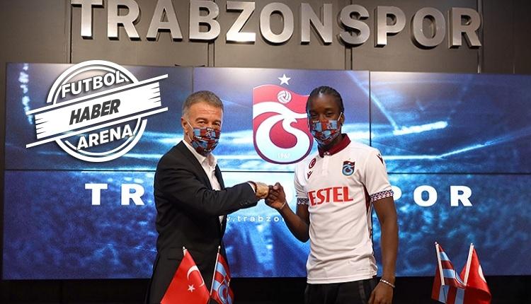 Diabate Trabzonspor'da! Transfer sonrası ilk sözler