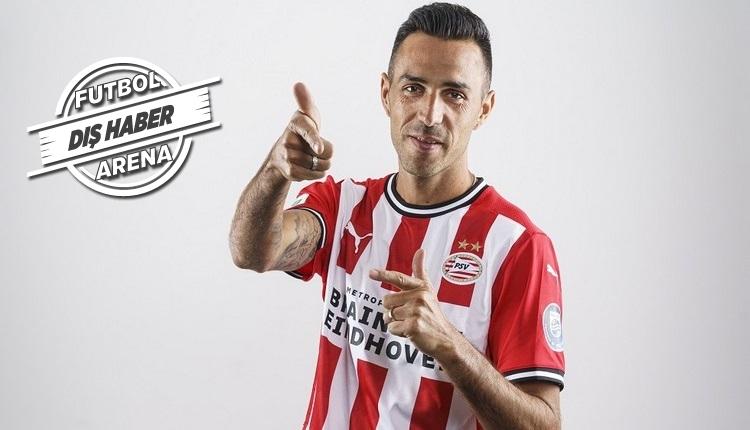Eran Zahavi, PSV'ye imzayı attı! Dikkat çeken paylaşım