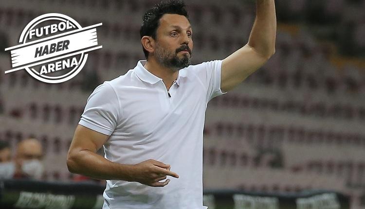 Erol Bulut Galatasaray derbisi sonrası tarih verdi