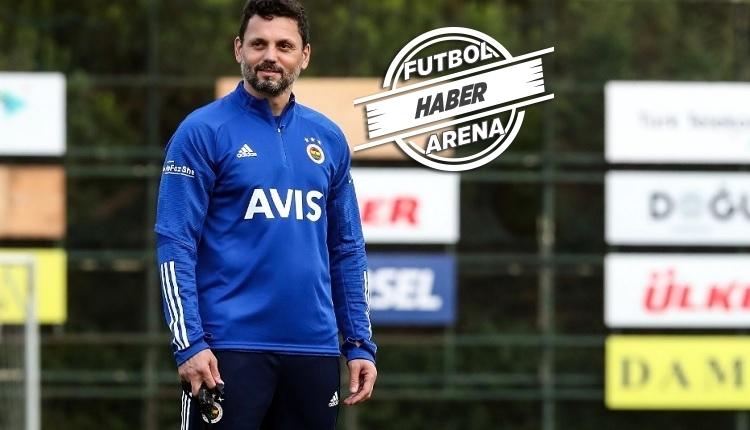 Erol Bulut'tan mesaj: 'Emin olun bambaşka Fenerbahçe gelecek'