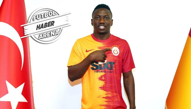 Etebo, Galatasaray'da! İşte transferin mali detayları