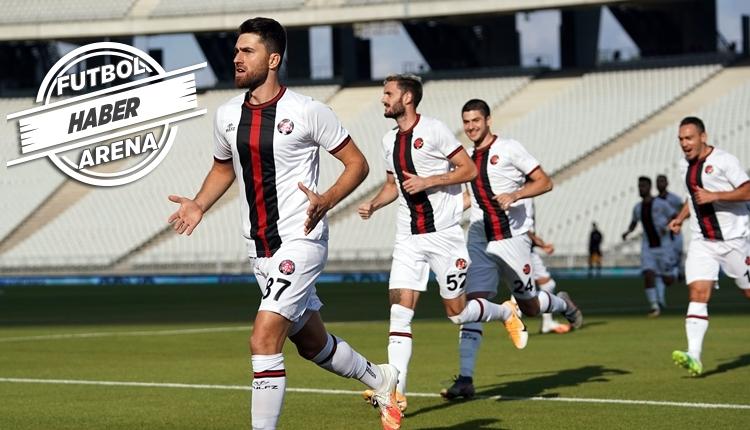 Fatih Karagümrük 3-0 Yeni Malatyaspor maç özeti ve golleri (İZLE)