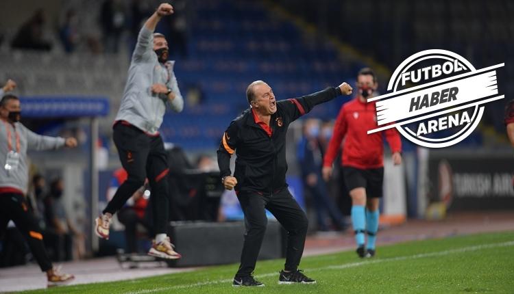 Fatih Terim: 'Özlenen Galatasaray yavaş yavaş geliyor'