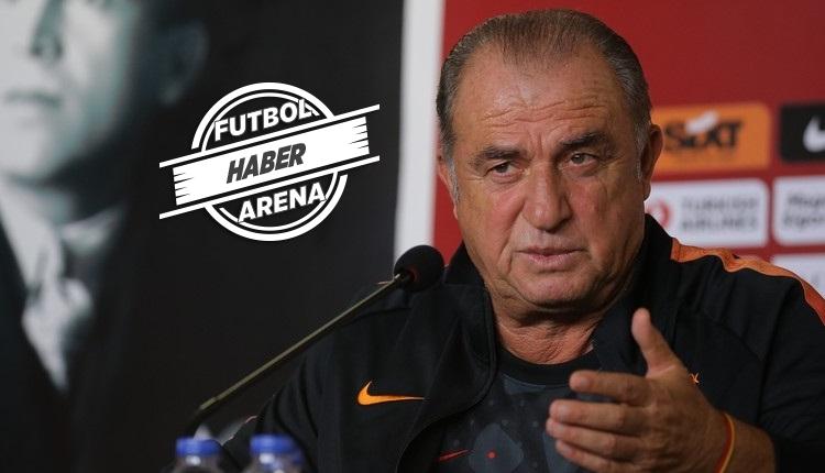 Fatih Terim'den açıklamalar: 'Transfer, Hajduk ve derbi