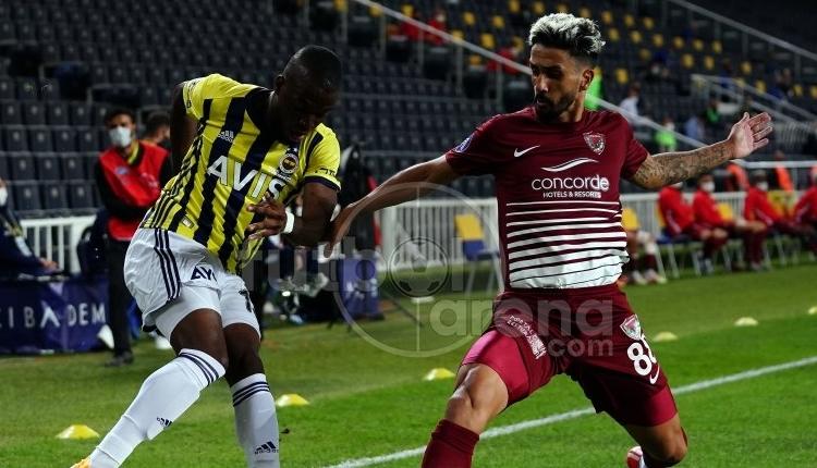 Fenerbahçe 0-0 Hatayspor maç özeti (İZLE)