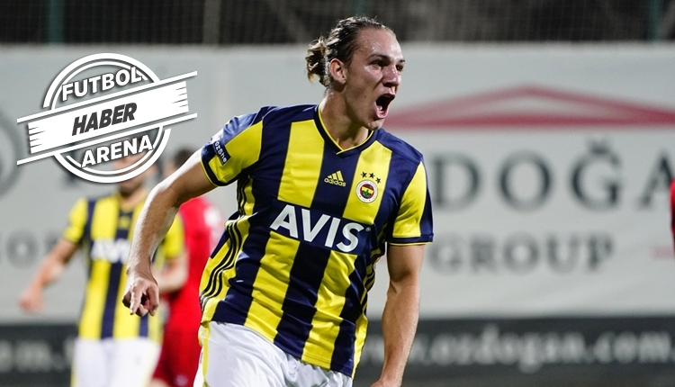 Fenerbahçe, Michael Frey'i Waasland-Beveren'e kiraladı