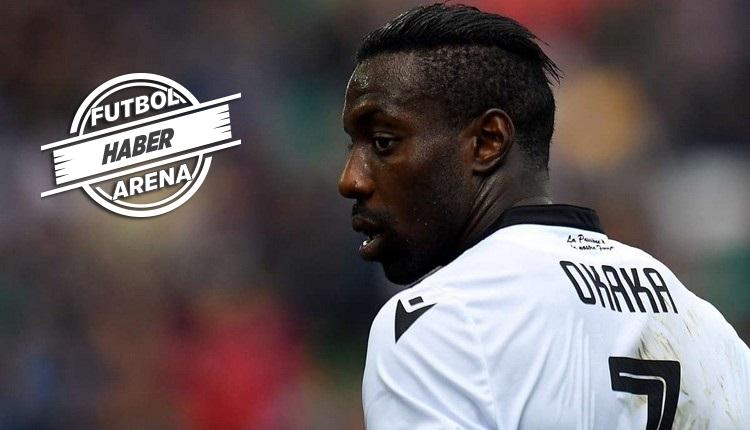 Fenerbahçe, Okaka ile anlaştı iddiası