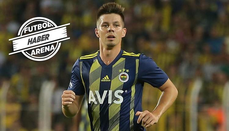 Fenerbahçe'de Zajc gelişmesi! Genoa'ya transfer