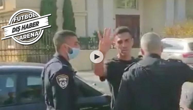 Flaş! Eran Zahavi İsrail'de tutuklandı! İşte yaşananlar