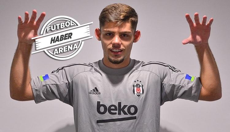 Fransico Montero Beşiktaş'ta! İşte transferin mali detayları