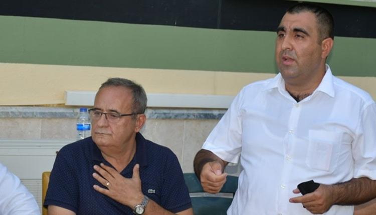 Futbolcular protesto etti, Akhisarspor başkanı istifa etti
