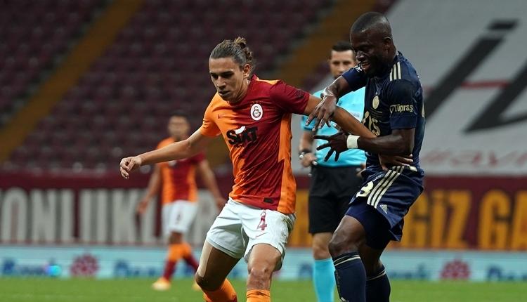 Galatasaray 0-0 Fenerbahçe derbisi maç özeti izle