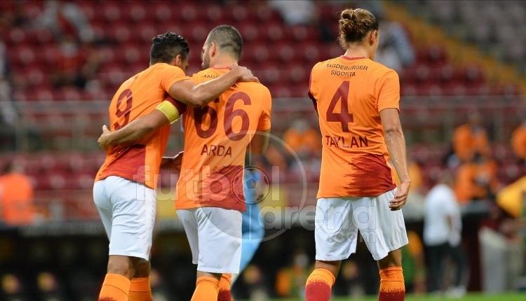Galatasaray 3-1 Gaziantep FK maç özeti ve golleri (İZLE)