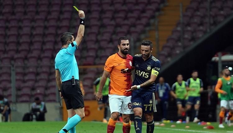Galatasaray - Fenerbahçe derbisinden sonra dikkat çeken detay
