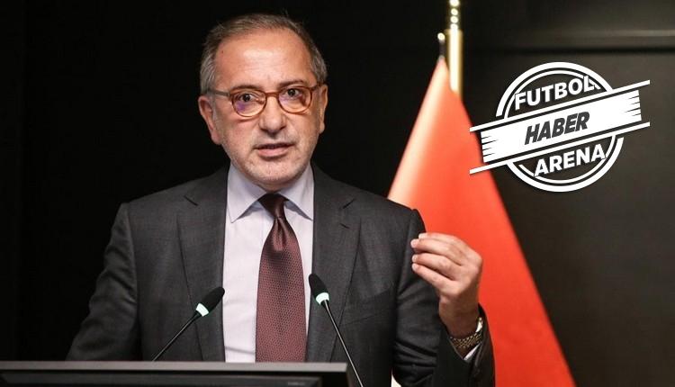 Galatasaray'da Fatih Altaylı için üyelikten ihraç talebi