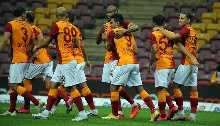 Galatasaray'ın Avrupa kupaları karnesi