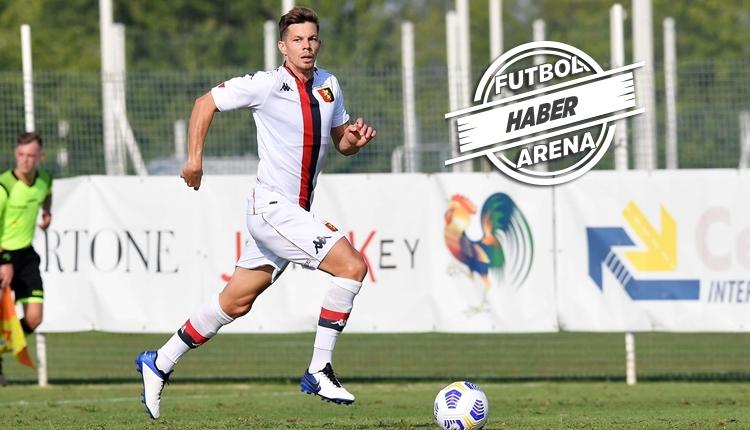 Genoa, Miha Zajc transferini açıkladı! Opsiyon maddesi var