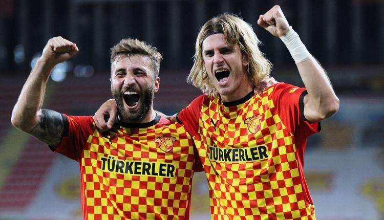 Göztepe 5-1 Denizlispor maç özeti ve golleri (İZLE)