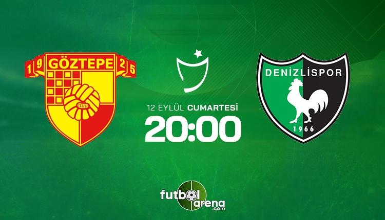 Göztepe Denizlispor şifresiz izle (Bein Sports 2 canlı izle)