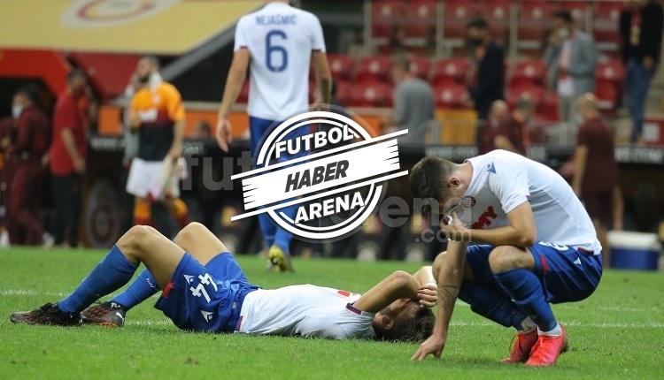 Hajduk'tan açıklama: