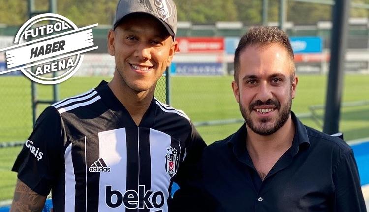 Josef de Souza Beşiktaş'ta!
