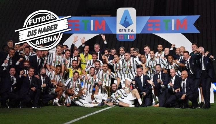 Juventus'un borcu 385 milyon euro