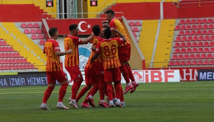 Kayserispor 1-0 Kasımpaşa maç özeti ve golü (İZLE)