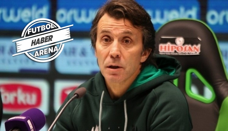 Konyaspor'da Bülent Korkmaz'dan ayrılık kararı