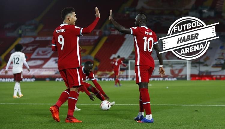 Liverpool 3-1 Arsenal maç özeti ve golleri izle