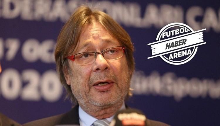 Mehmet Sepil açıkladı! 'Maçlara seyirci alınması'