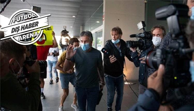 Barcelona'da Messi zirvesi! Toplantıda anlaşma sağlanamadı