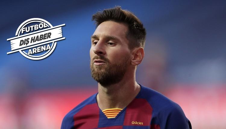 Messi'nin babası açıkladı!