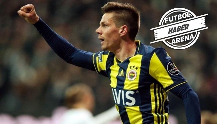 Miha Zajc Genoa'ya kiralandı! Resmi açıklama