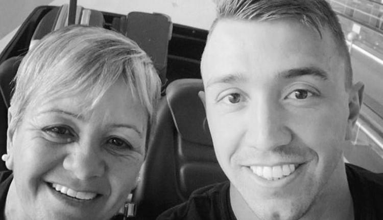 Muslera annesini kaybetti! Fenerbahçe ve Beşiktaş'tan paylaşım